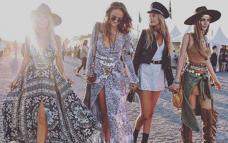 3 Things to Wear to a Music Festival